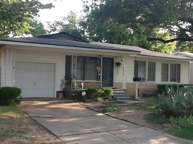 Photo of 5025 Nadine Drive  Haltom City  TX