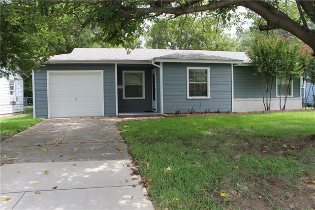 Photo of 3722 Rogene Street  North Richland Hills  TX