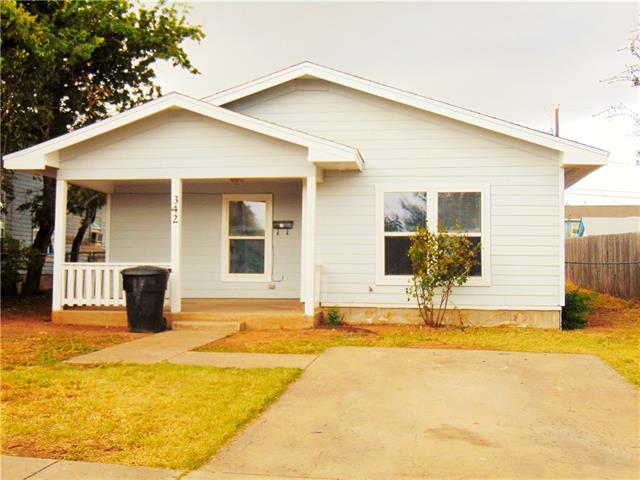 Photo of 342 Meander Street  Abilene  TX
