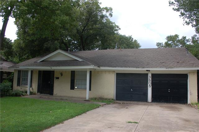 Photo of 3808 Driskell Boulevard  Fort Worth  TX
