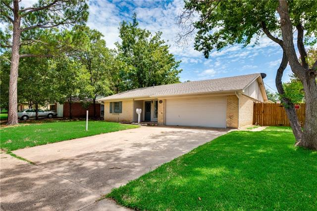 Photo of 1818 Hillcrest Drive  Irving  TX