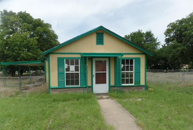 Photo of 201 N Guadalupe Street  Whitney  TX