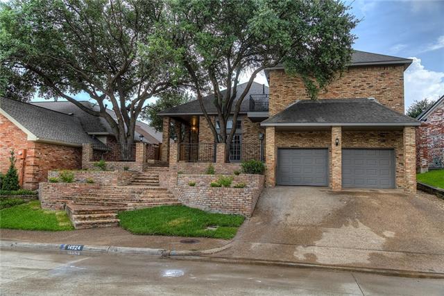 Photo of 14924 Oaks North Drive  Addison  TX