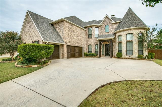 One of Frisco 5 Bedroom Homes for Sale at 15856 Stonebridge Drive