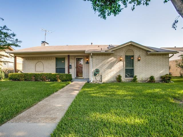 Photo of 1817 Melrose Street  Garland  TX