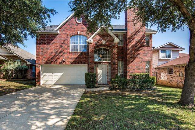 Photo of 1417 Chinaberry Drive  Lewisville  TX