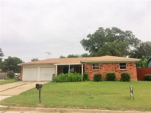 Photo of 5508 Denise Drive  Haltom City  TX