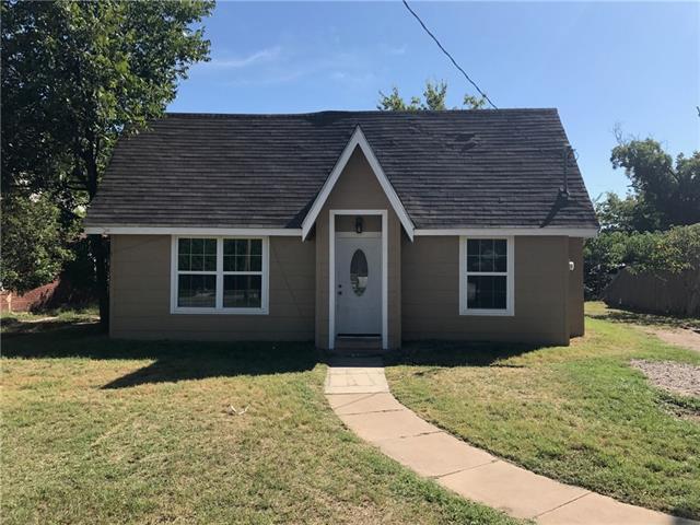 Photo of 1814 4th Street  Brownwood  TX