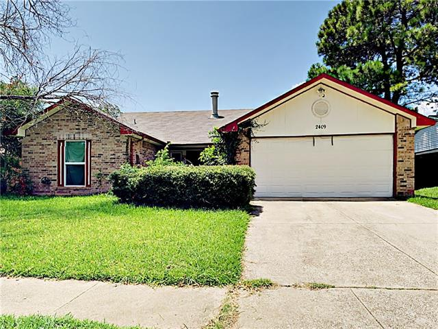 Photo of 2409 Chinaberry Drive  Bedford  TX