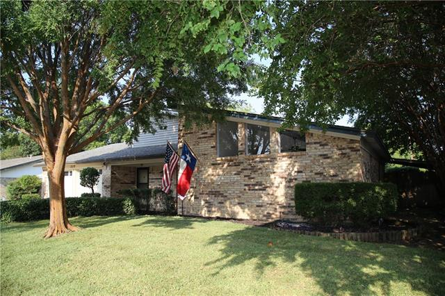 Photo of 1210 Meadowview Drive  Euless  TX