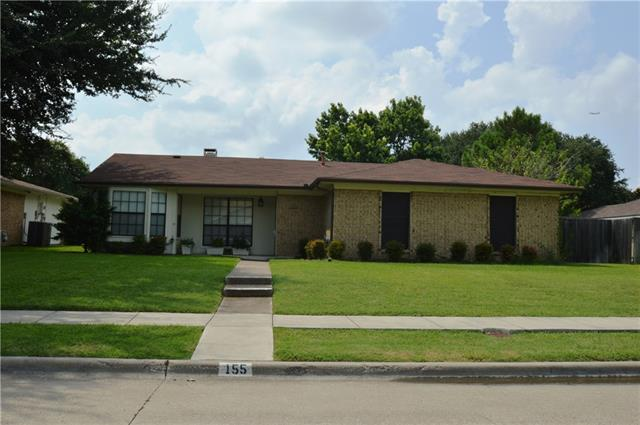 Photo of 155 Heather Glen Drive  Coppell  TX