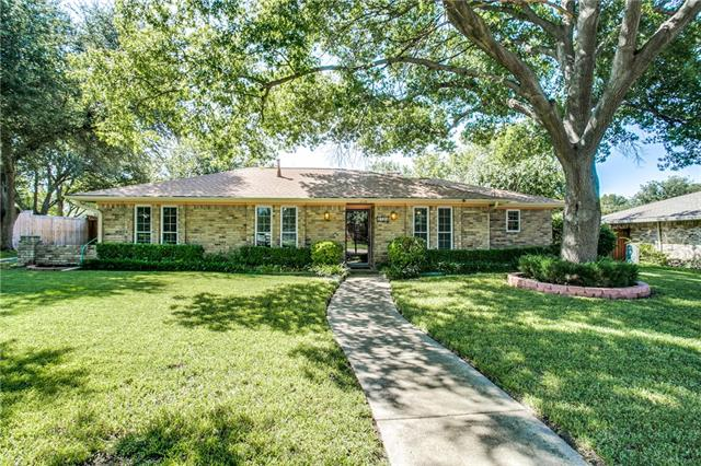 Photo of 2724 S Hillbrier Circle  Plano  TX