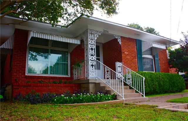 Photo of 206 S Hampton Road  Dallas  TX