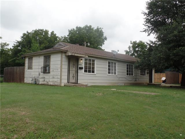 Photo of 4001 Panola Avenue  Fort Worth  TX