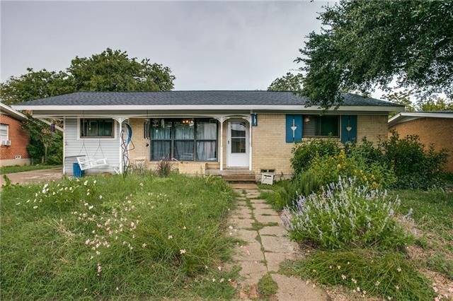 Photo of 1611 Herschel Street  Arlington  TX
