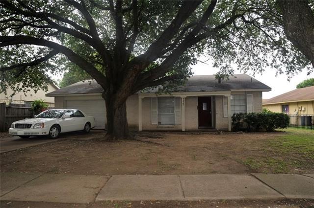 Photo of 4222 Hartford Drive  Garland  TX