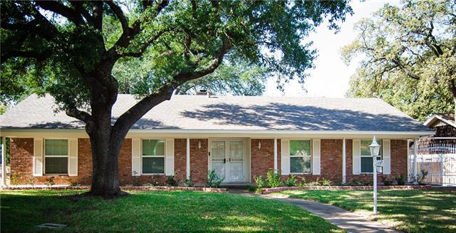 Photo of 1608 Carl Street  Fort Worth  TX