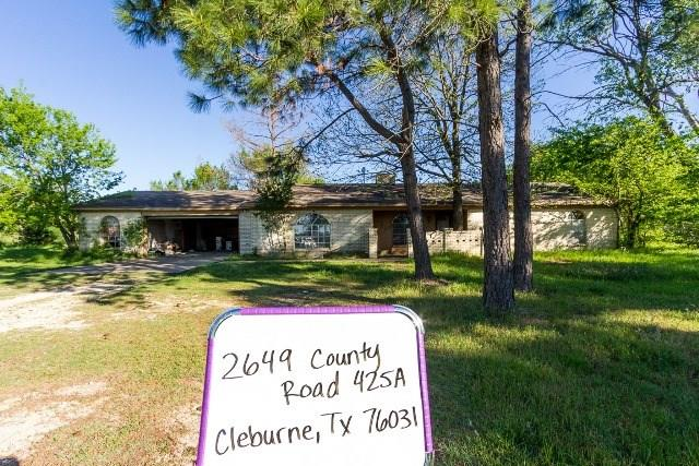 Photo of 2649 County Road 425a  Cleburne  TX