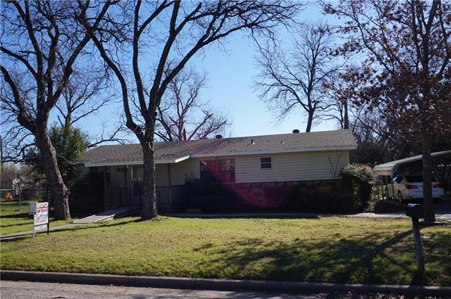 Photo of 1408 Blewett Street  Graham  TX