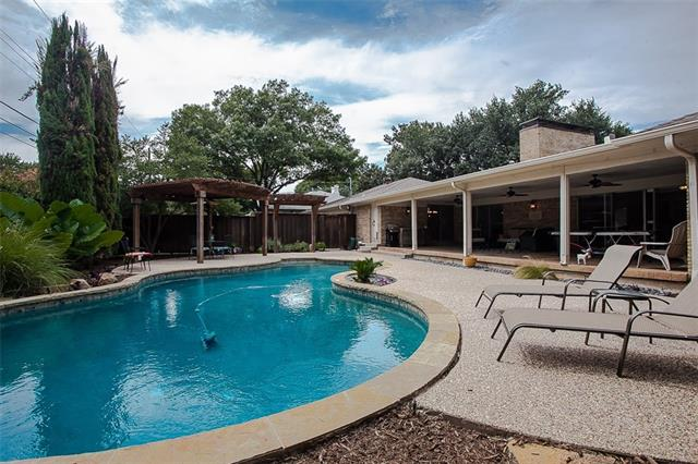 7130 Cliffbrook Drive, Addison in Dallas County, TX 75254 Home for Sale