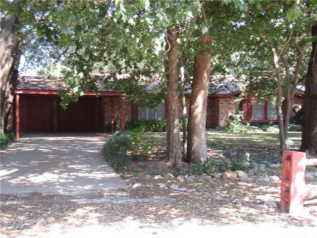 Photo of 1235 Live Oak Street  Buffalo Gap  TX