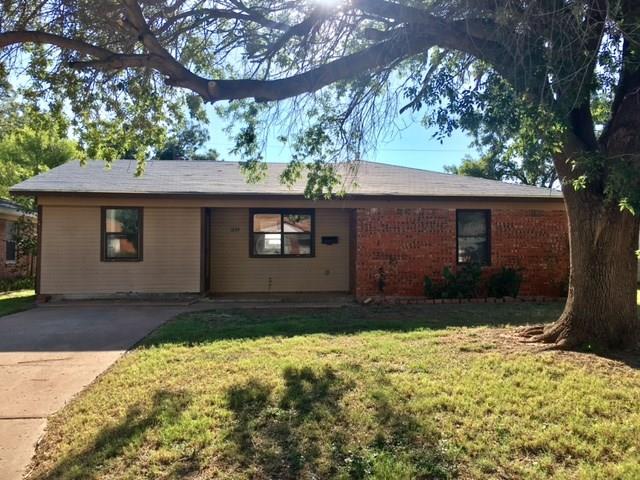 Photo of 1249 Mimosa Drive  Abilene  TX
