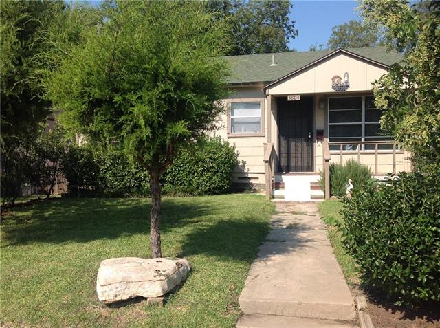 Photo of 3804 Ryan Avenue  Fort Worth  TX