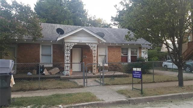 Photo of 1218 Ranier Street  Dallas  TX