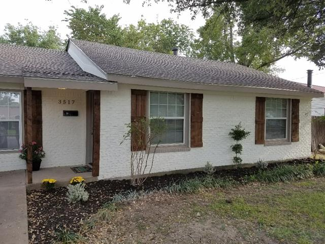 Photo of 3517 South Drive  Fort Worth  TX