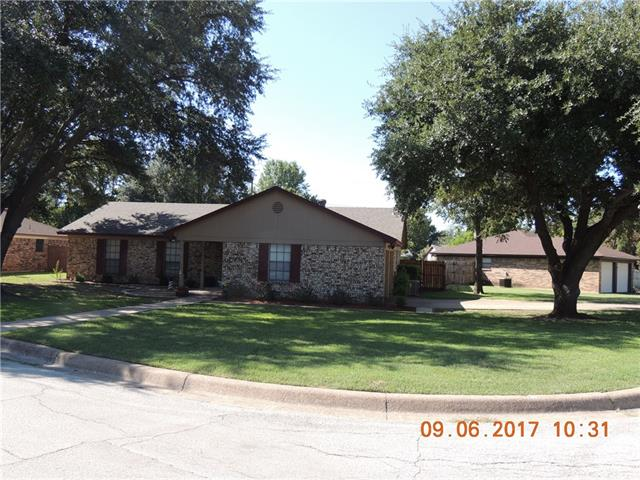 Photo of 1700 Tobie Layne Street  Benbrook  TX