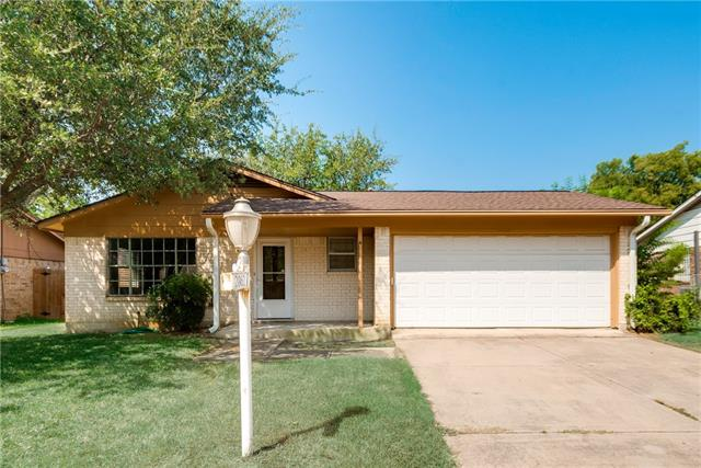 Photo of 2862 Mims Street  Fort Worth  TX
