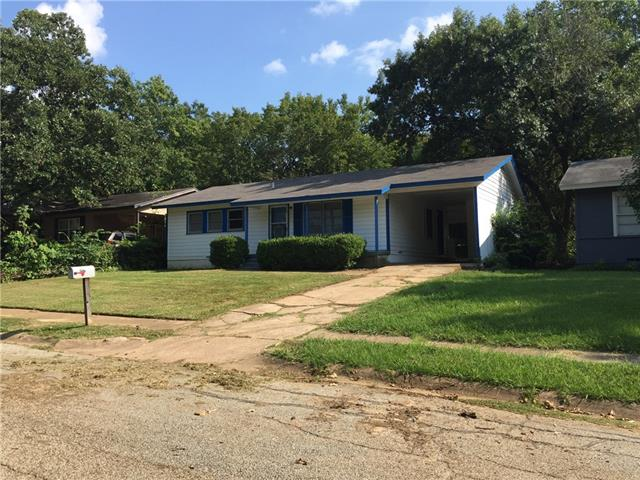 Photo of 1112 Redbud Street  Denison  TX