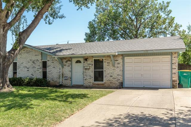 Photo of 1020 Briarwood Drive  Lewisville  TX