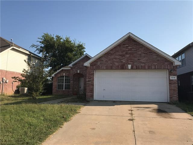 Photo of 815 Gillon Drive  Arlington  TX