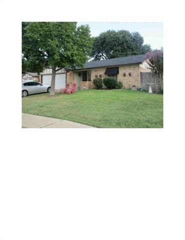 Photo of 1007 Shana Court  Arlington  TX