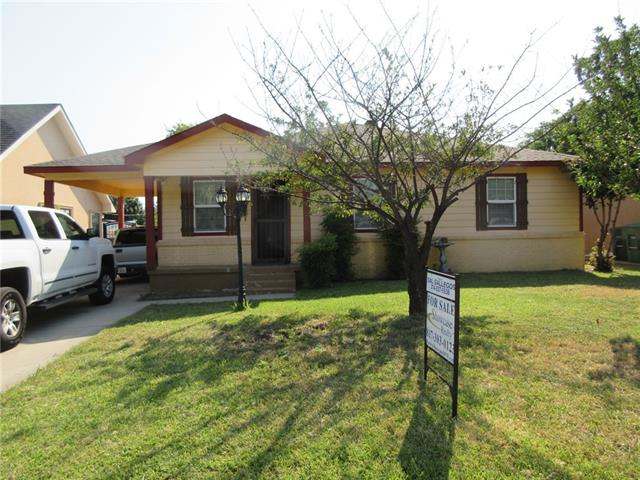 Photo of 4113 Fry Street  Fort Worth  TX