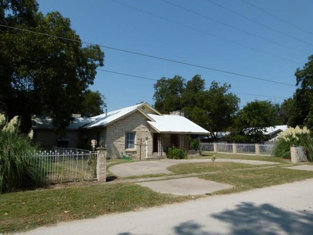 Photo of 209 N Anderson Street  Rising Star  TX