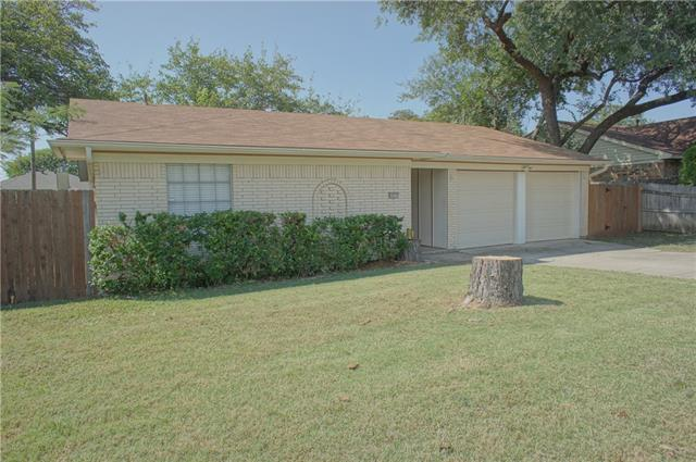 Photo of 6825 Yorkston Street  Watauga  TX