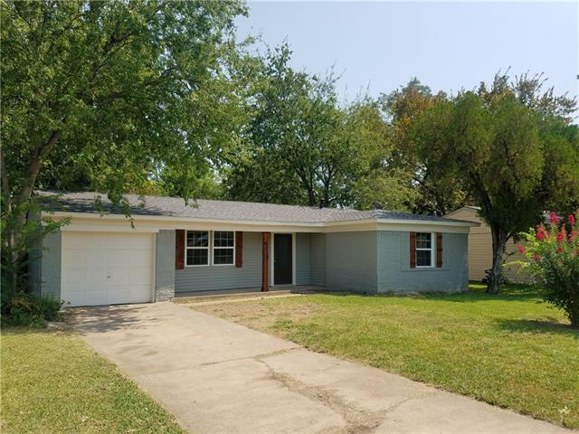 Photo of 4312 Modlin Street  Mesquite  TX
