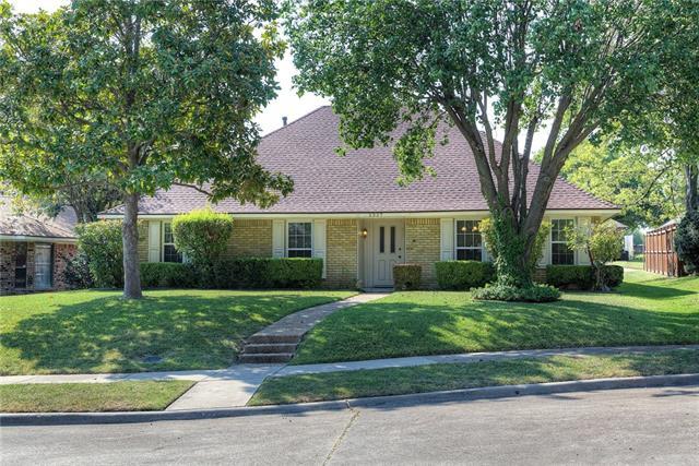 Photo of 2337 Woodglen Drive  Richardson  TX