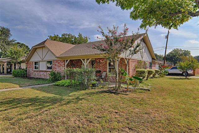 Photo of 3212 Spring Valley Drive  Bedford  TX