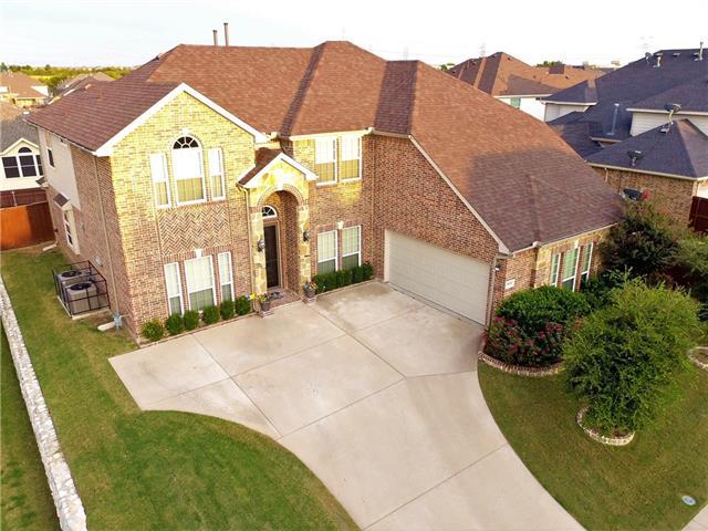 4824 King Harbor Court Grand Prairie, TX 75052