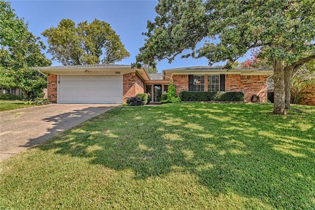 Photo of 5921 Pleasant Hill Drive  Arlington  TX