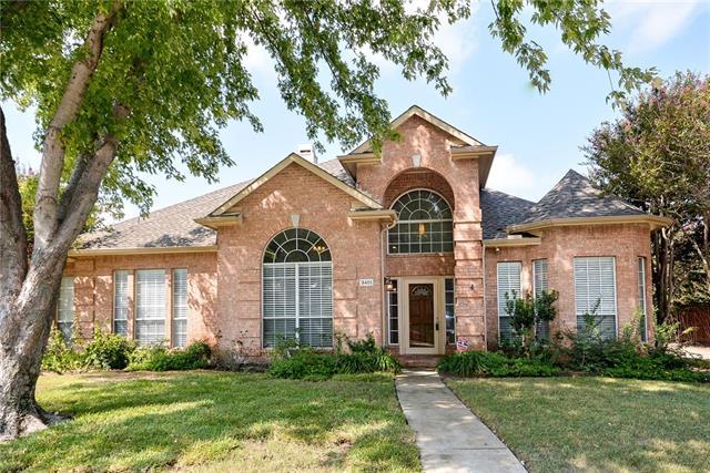 Photo of 3401 Waltham Drive  Richardson  TX