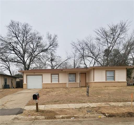 Photo of 711 Biggs Terrace  Arlington  TX