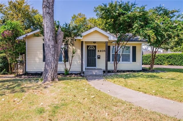 Photo of 4408 Penrose Avenue  Fort Worth  TX