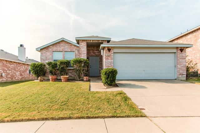 Photo of 3504 Clydesdale Drive  Denton  TX