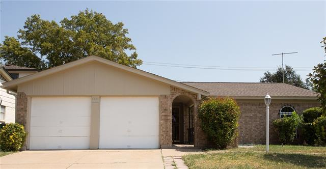 Photo of 6824 Richardson Drive  Watauga  TX