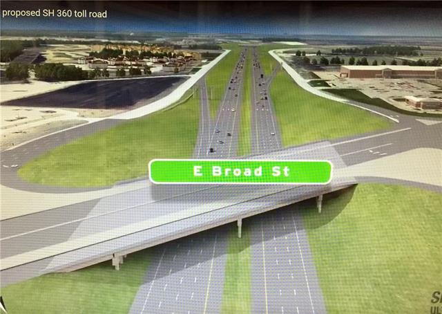 Lot B Hwy 360 Mansfield, TX 76063