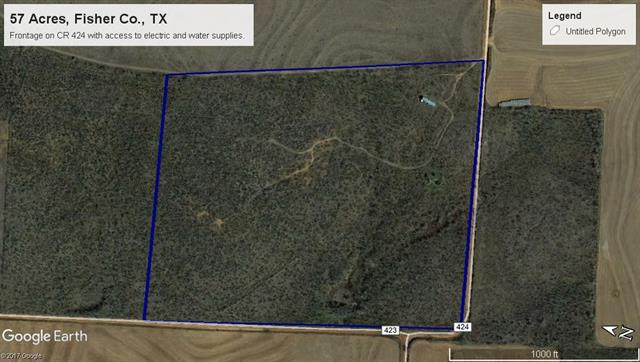 Tbd CR 424 Roby, TX 79543